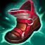 Stivali dell'acume di Ionia